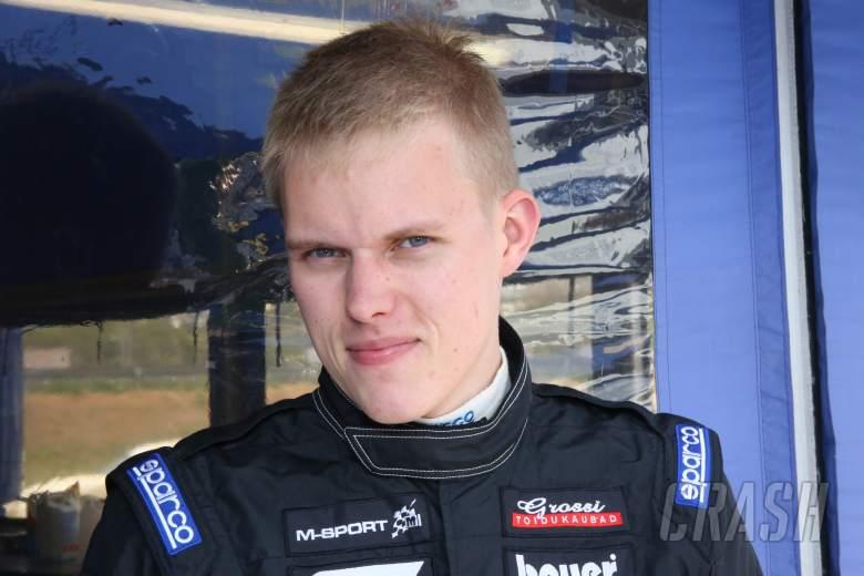 Ott Tanak (EST) Kuldar (EST), Ford Fiesta R5, M-Sport World Rally Team