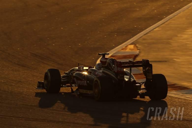 , - 06.04.2014- Race, Romain Grosjean (FRA) Lotus F1 Team E22