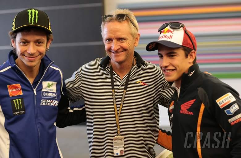 Rossi, Schwantz, Marquez, Grand Prix of The Americas, 2014