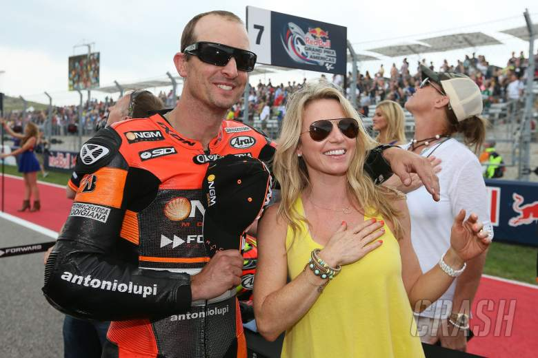 , - Edwards, MotoGP race, Grand Prix of the Americas, 2014.