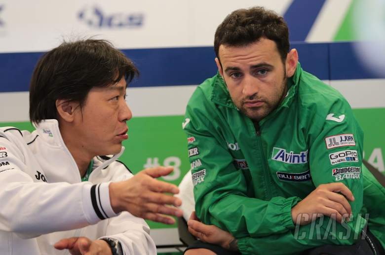Barbera, Grand Prix of the Americas 2014