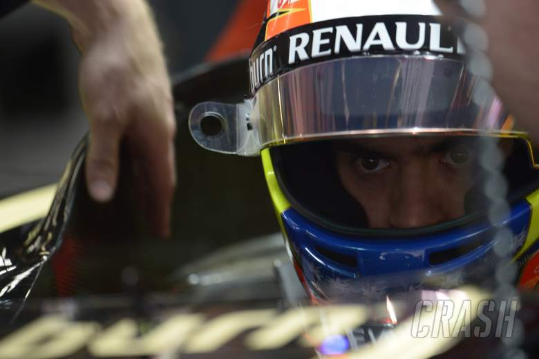 , - 18.04.2014- Free Practice 1, Pastor Maldonado (VEN) Lotus F1 Team, E22