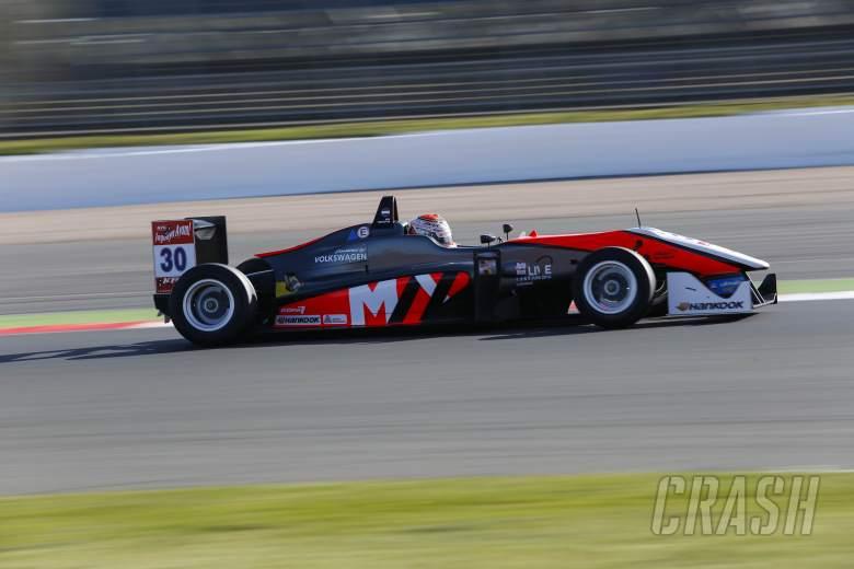 Van Amersfoort Racing Max Verstappen (NLD) Dallara F312 Volkswagen