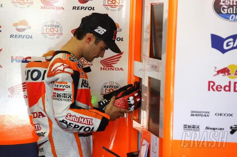 , - Pedrosa, Spanish MotoGP 2014