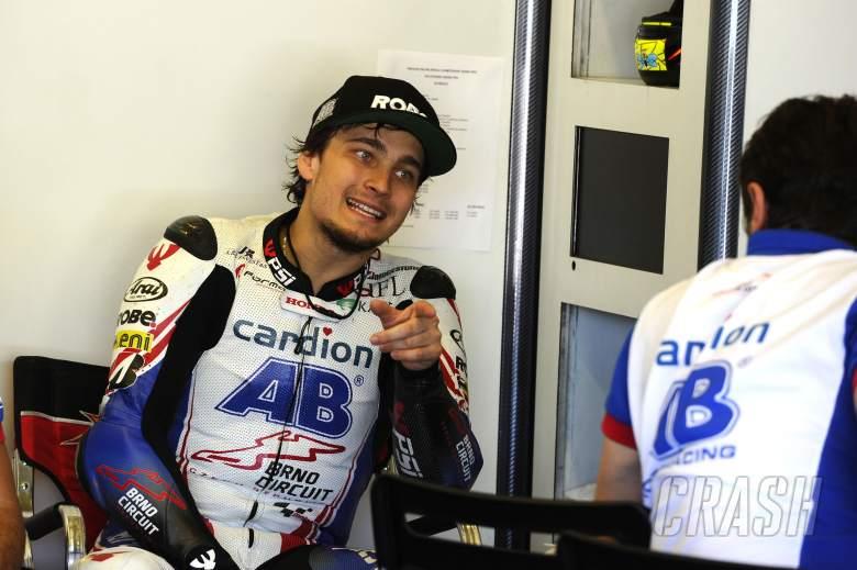 Abraham, Spanish MotoGP 2014
