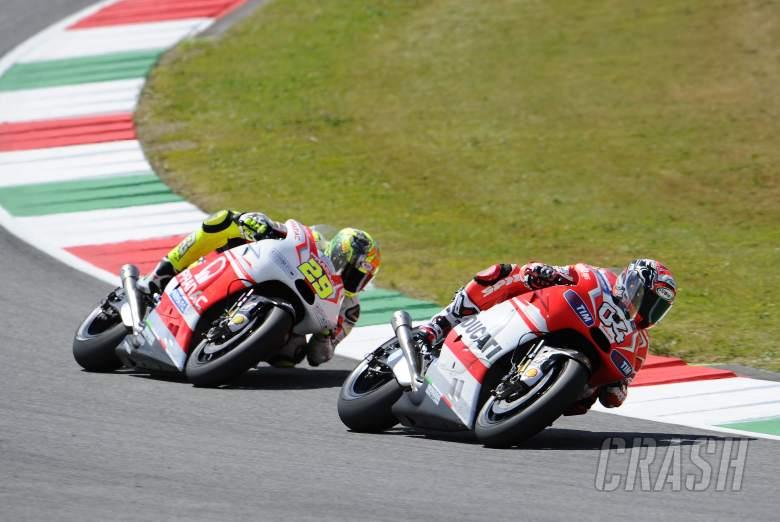 Three riders for factory Ducati team?