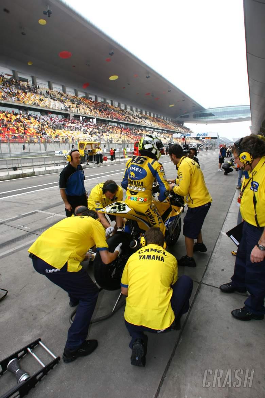 , - Rossi, Chinese MotoGP, 2005