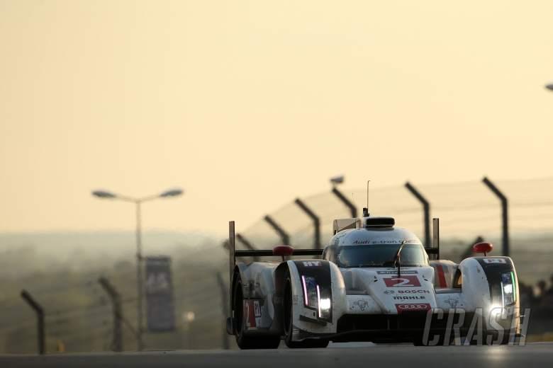 2014 Le Mans 24 Hours - Race results