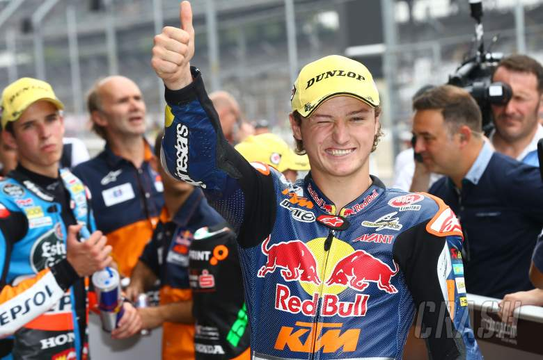 Official: Jack Miller to MotoGP with Honda