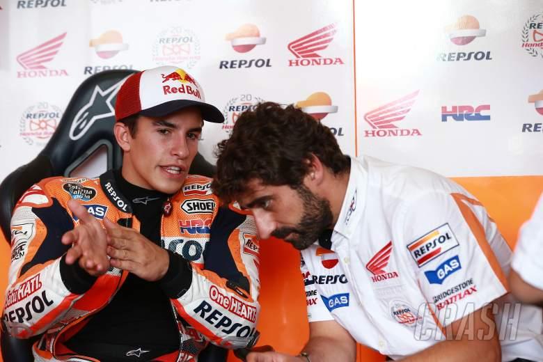 Marc Marquez explains first defeat of 2014