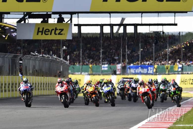 Silverstone regains British MotoGP
