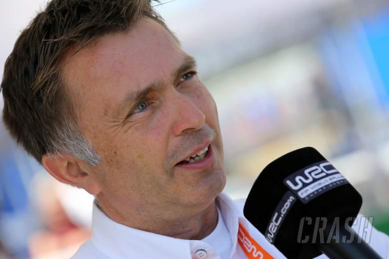 Jost Capito appointed McLaren Racing CEO