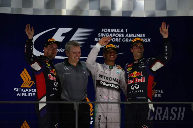 Singapore Grand Prix - Post-race press conference