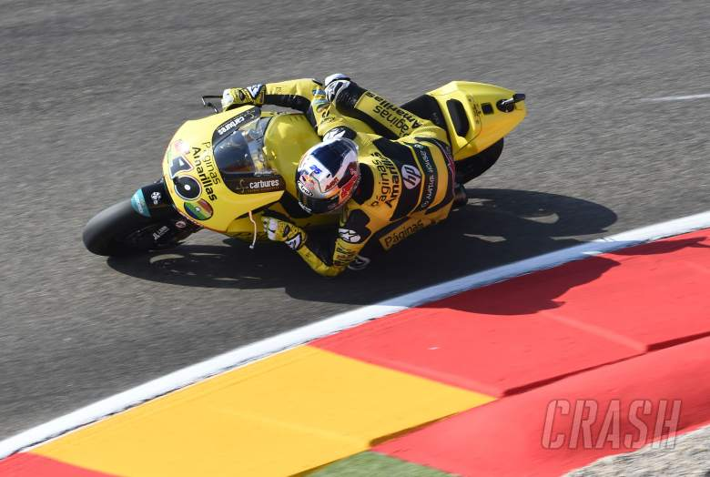 Moto2: Victorious Vinales in control for home win
