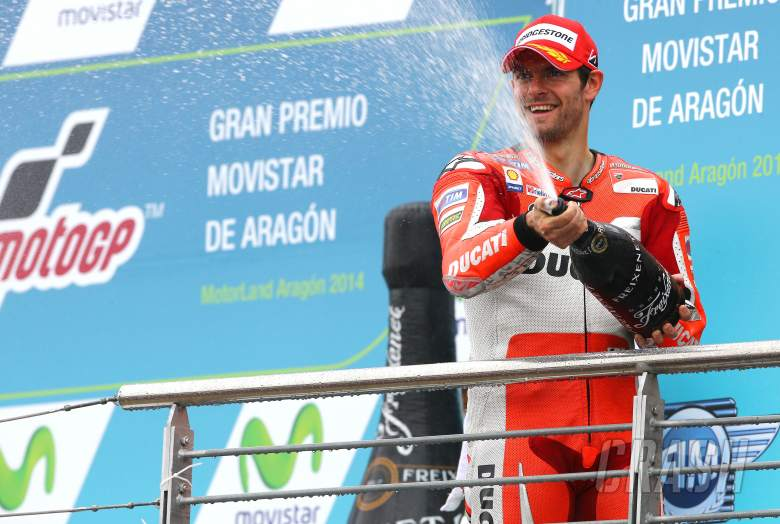 Crutchlow: That's the boost we needed