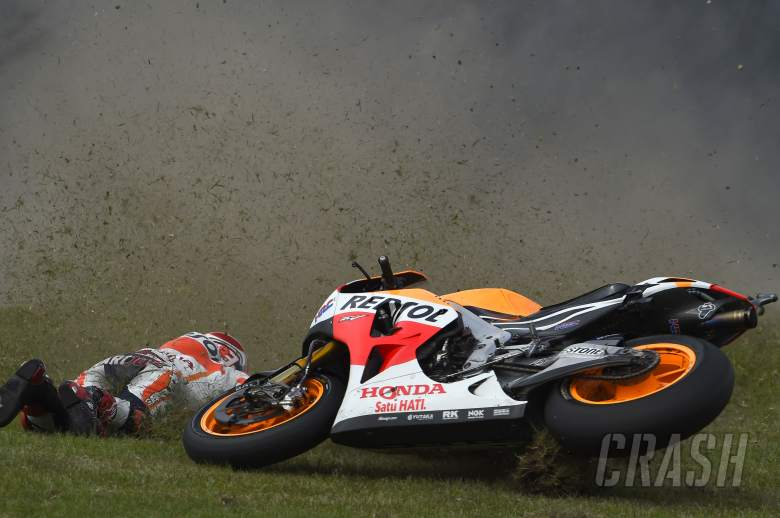 Marquez: I was trying to win Doohan style!