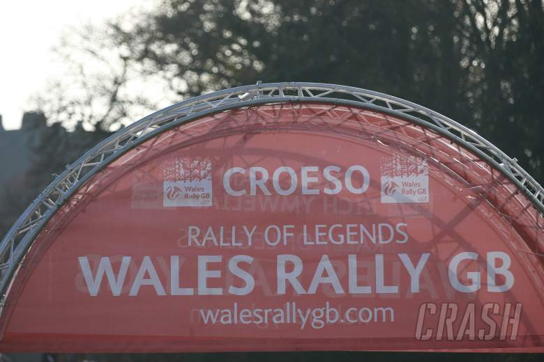 Wales Rally GB receives extended support from Conwy Council