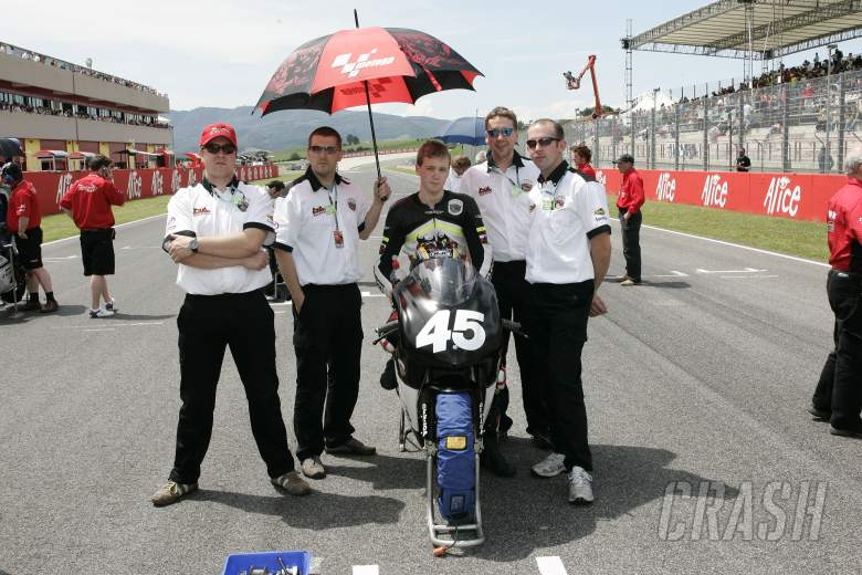 , - Linfoot, Italian 250GP Race, 2006