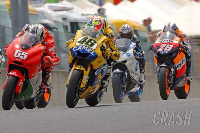 MotoGP: Rossi picks best Mugello memory | News | Crash