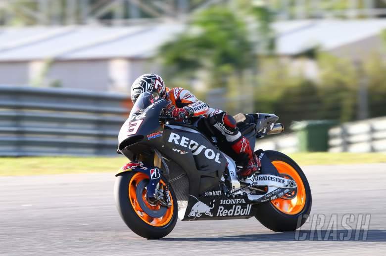 Sepang MotoGP test times - Friday (1pm)