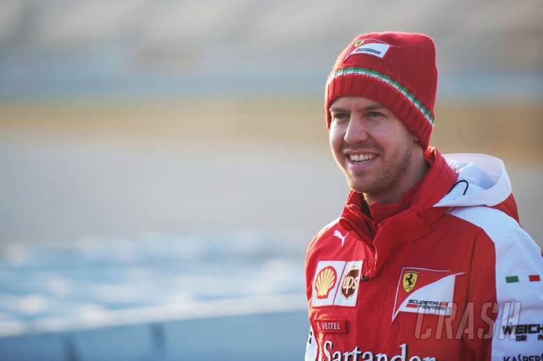 Vettel: Ferrari continues to be 'quite satisfied'