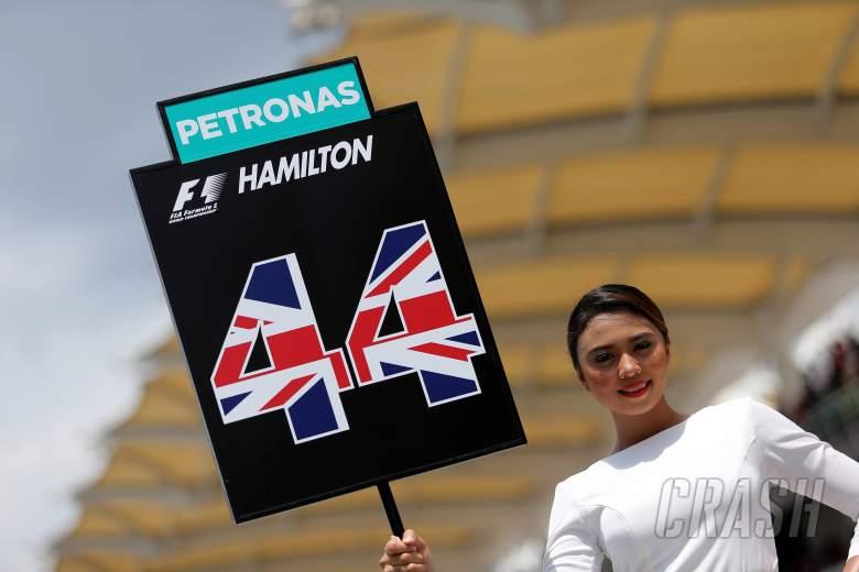 Malaysian Grand Prix - Starting grid