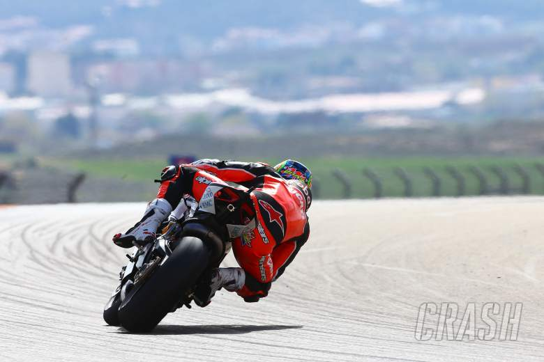 Davies coasts home for first Ducati win