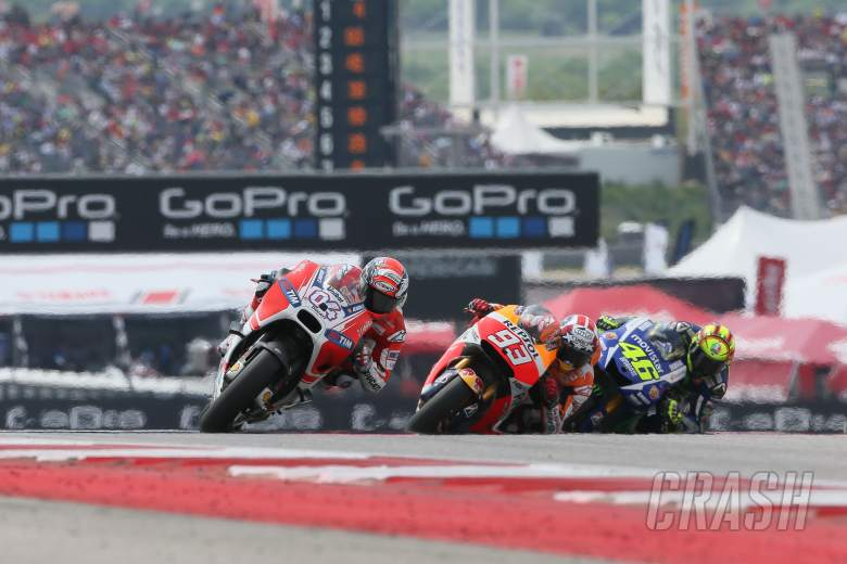 Ducati 'didn't run out of fuel'