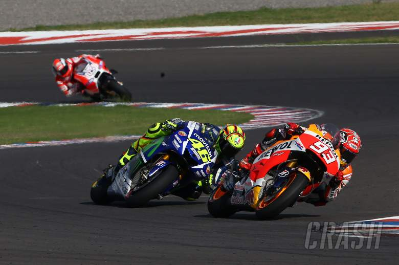 Rossi: Marquez made a mistake