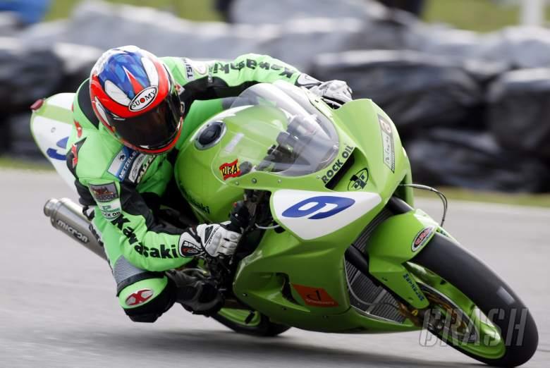 Pere Riba, MSS Discovery Racing, Kawasaki ZX6RR