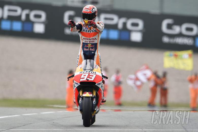 Motogp Germany Race Results