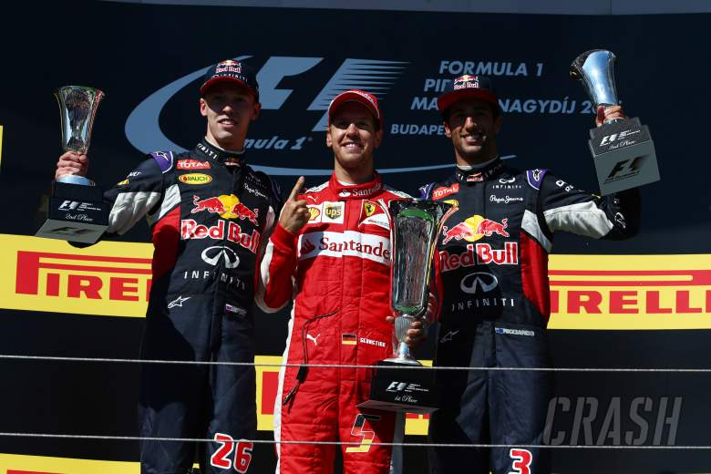 F1 Driver quotes - Sunday, Hungarian Grand Prix