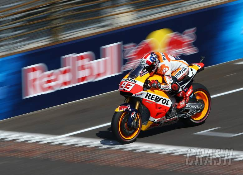 MotoGP Indianapolis - Race Results