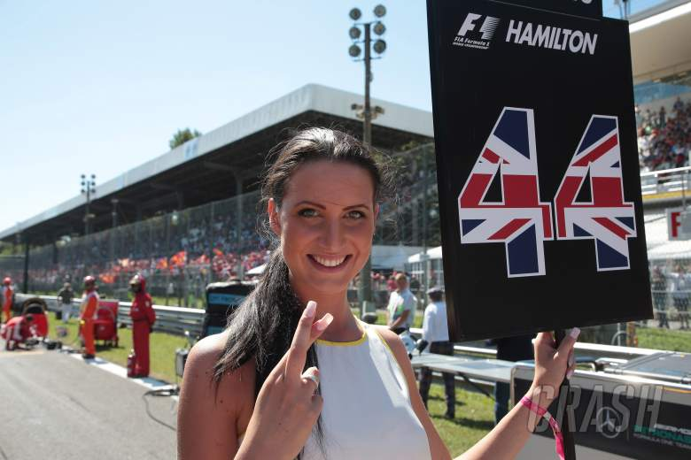 Italian Grand Prix - Starting grid