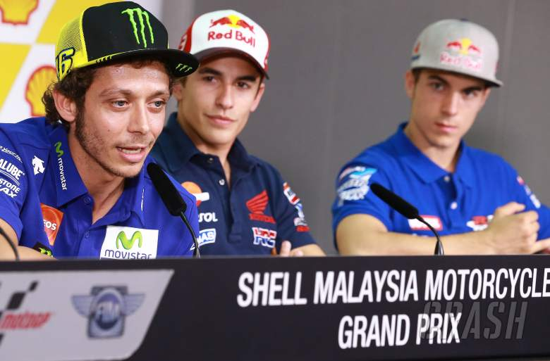 Rossi: Sepang comments changed nothing