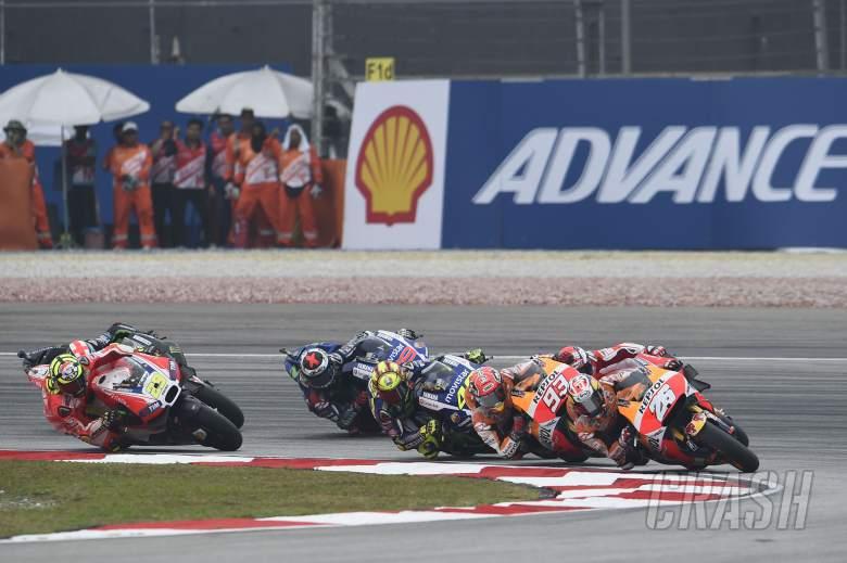 MotoGP Malaysia: Rossi, Marquez lap times