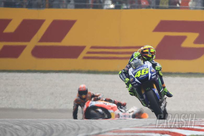 MotoGP Race Director explains Rossi punishment