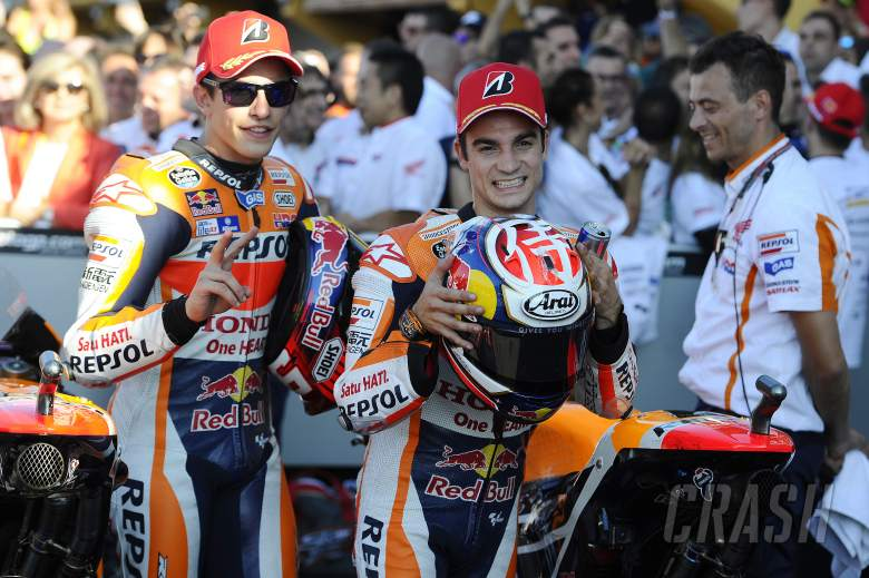 Marquez, Pedrosa: No Spanish title conspiracy