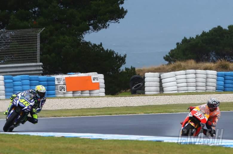 Rossi felt 'betrayed' by Marquez 'tricks'