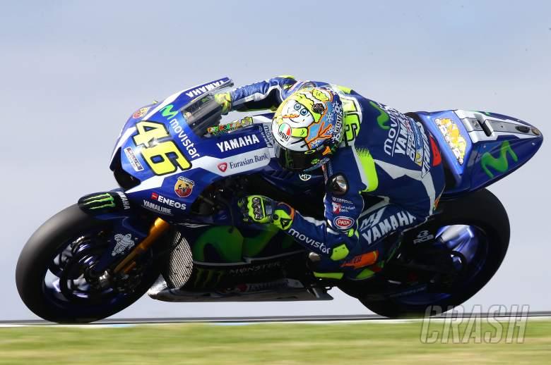 Valentino Rossi: I will race '2015' Yamaha
