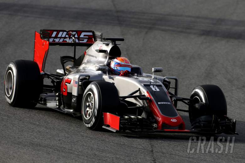 Max Yamabiko: Haas VF-16 - A closer technical look