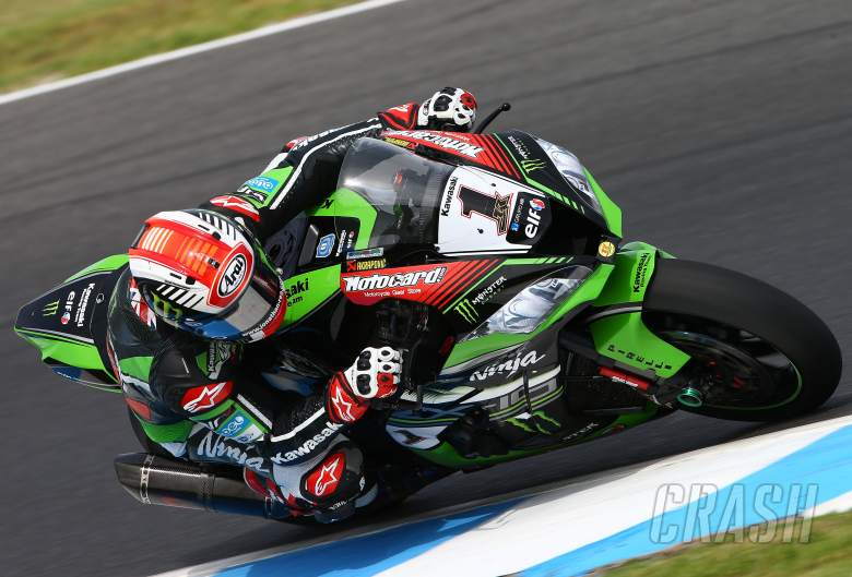 Rea resists all-comers to kick off defence in style