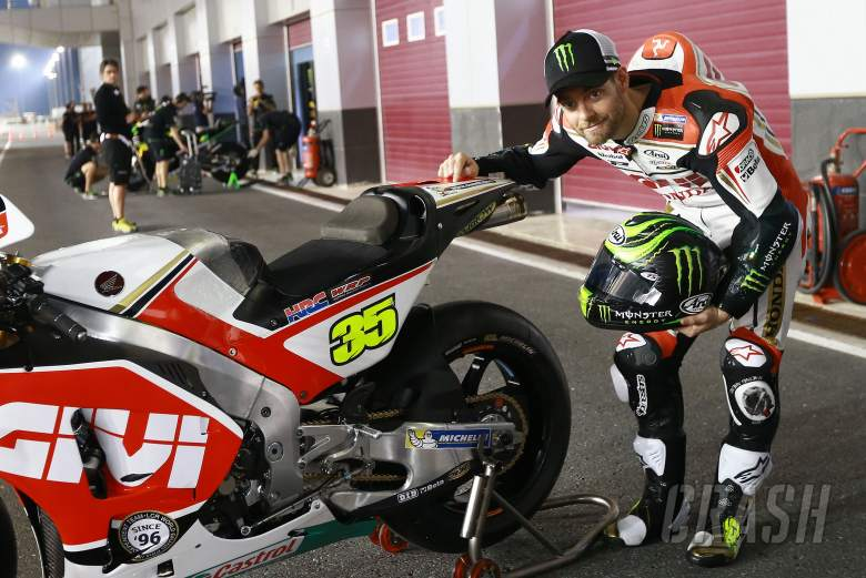 Crutchlow: 'I had to have ultrasound on my balls!'