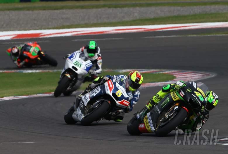 Espargaro slams last-lap overtakes, pit stop ruling