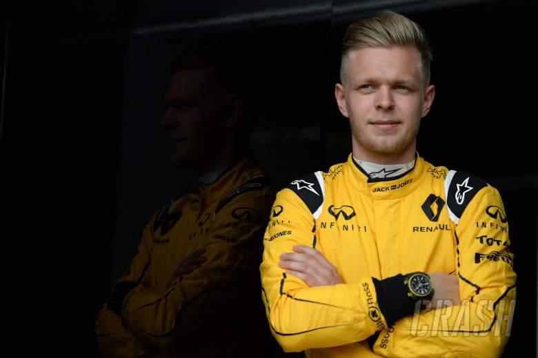 The secret passion of F1 driver Kevin Magnussen