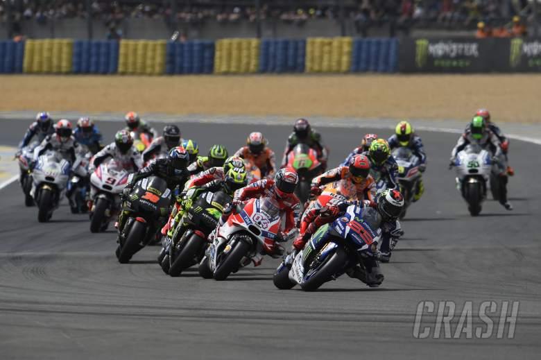2017 MotoGP rider line-up