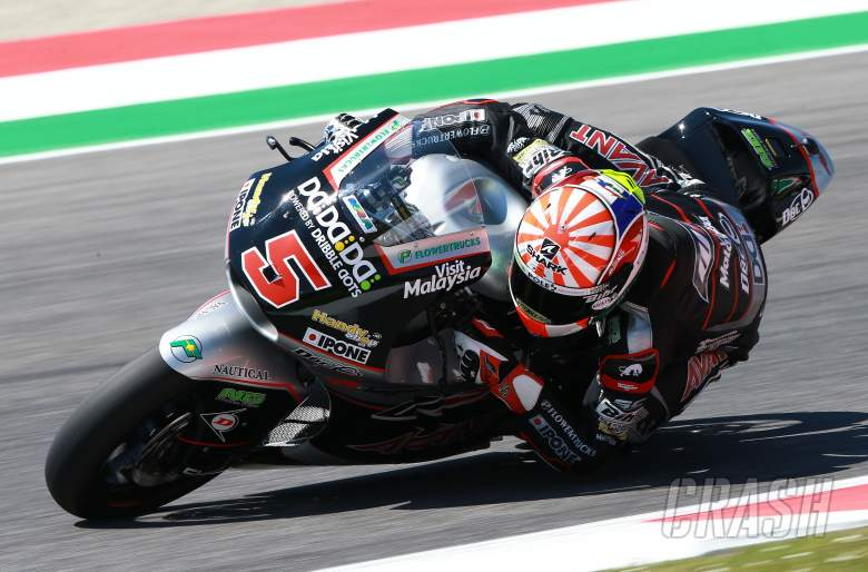 Moto2 Mugello - Race Results