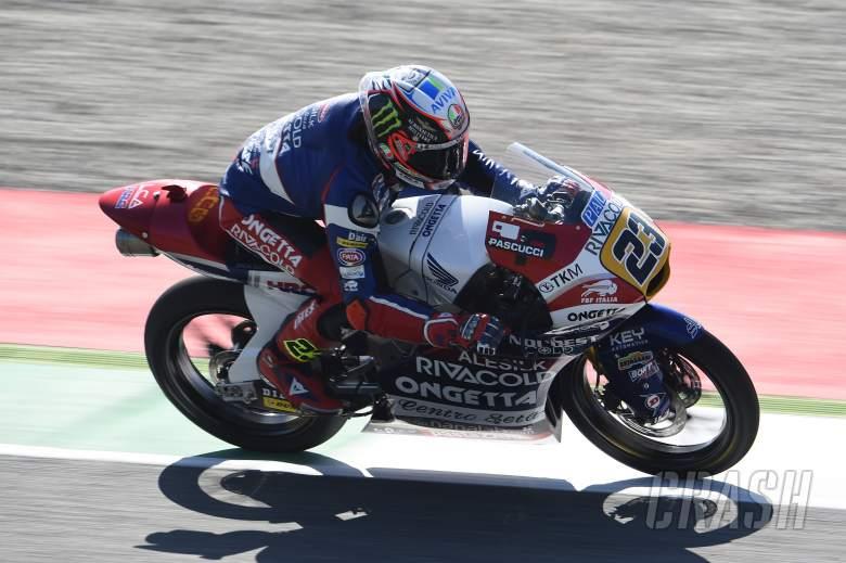 Moto3 Catalunya - Free Practice (1) Results