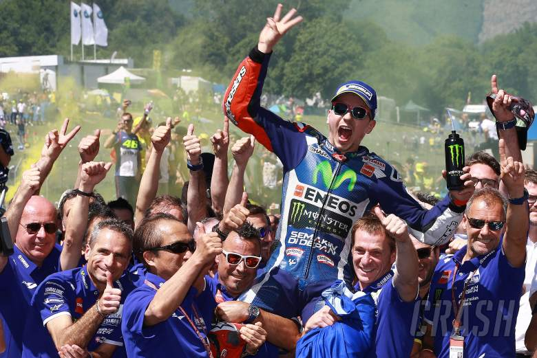 Lorenzo spurred on by memories of 2005