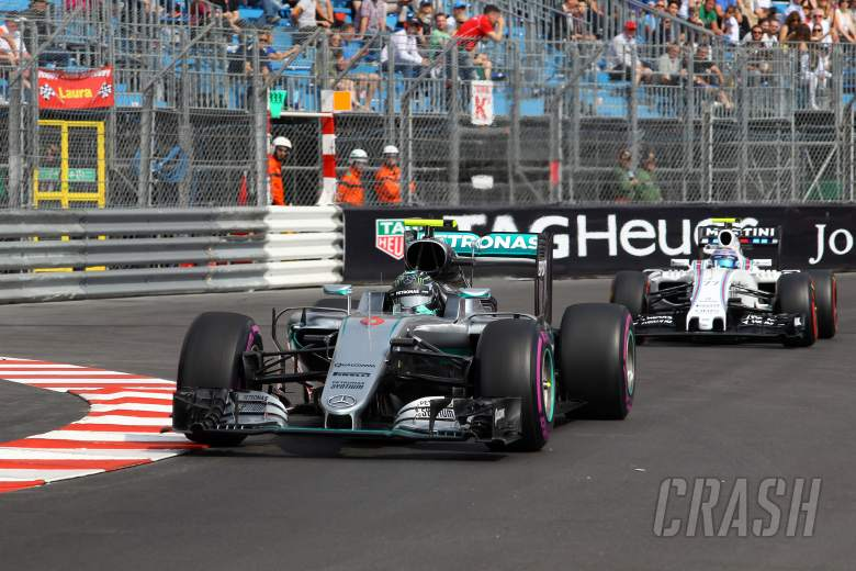 Rosberg sees Williams as biggest rivals in Austria